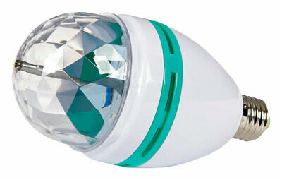 LED ROTAT PARTY BULB MLT by SHARPER IMAGE MfrPartNo SIL1800