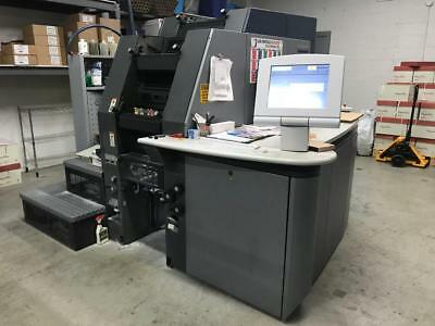 2002 Heidelberg Qm Di 46-4 Pro With Cp 2000 Center