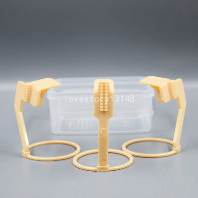 Dental X Ray Holder Locator Film Positioning Sensor System Positioner 3 Pcs/set