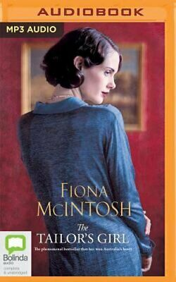 The Tailor's Girl by Fiona McIntosh: New Audiobook