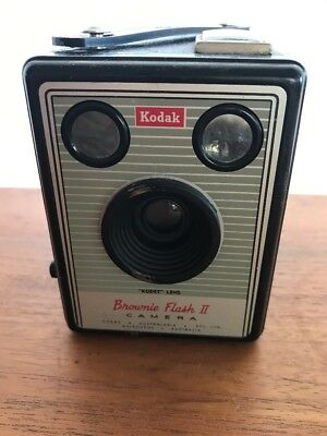 Vintage Kodak Brownie Flash 2 Camera