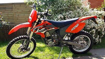 2005 Beta RR 4T enduro supermoto road legal bike