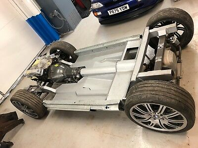 kit car / Hot Rod / Alfa rolling chassis v8 chevy
