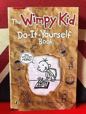Diary of a wimpy kid do it yourself book jeff kinney 700 diary of a wimpy kid do it yourself book by jeff kinney solutioingenieria Images