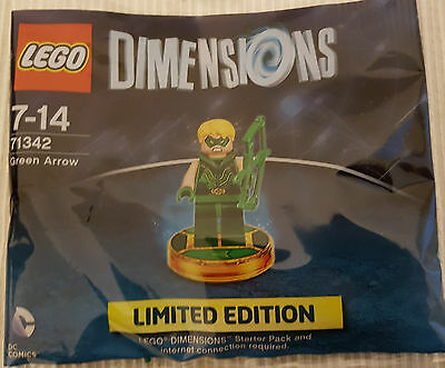 LEGO® Dimensions™ 71342 - Green Arrow - Figur Limited Edition Neu & OVP