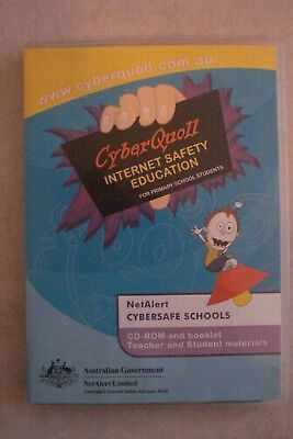 - Cyberquoll Internet Safety Education [Cd-Rom] For Primary School Students