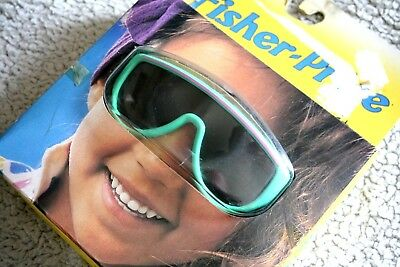 Fisher Price Kid Sunglasses (1988, Foreign Issue! Gafas De Sol). Brand New, Os!