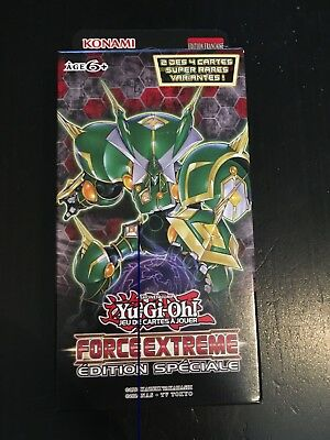 Yugioh Edition Speciale Force Extreme