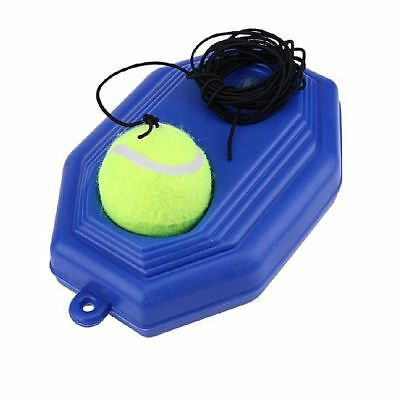 Tennis Ball Singles Training Practice Balls Back Base Trainer Tools Tennis