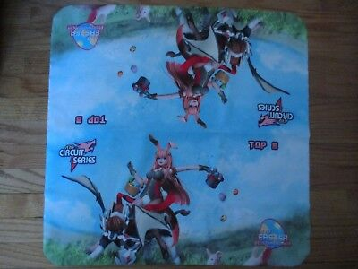 ARG Cardfight Vanguard CFV Easter Eggstravaganza Top 8 Cloth 2-Player Playmat