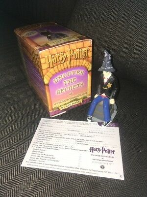 NIB HARRY POTTER SECRET BOXES HARRY AND THE SORTING HAT DEPARTMENT56 73440917101