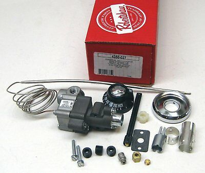 Robertshaw 4350-027 Commercial Gas Thermostat With dial for Ranges and Griddles