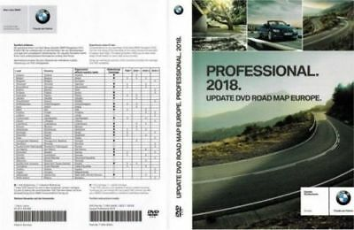 BMW Navigation DVD Road Map Europe PROFESSIONAL 2017, 2018 UPDATE (CCC NAVI)