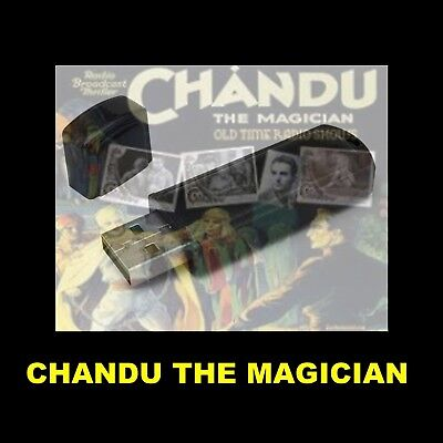 Chandu The Magician. Enjoy Old Time Radio Shows While Driving Or At Home!