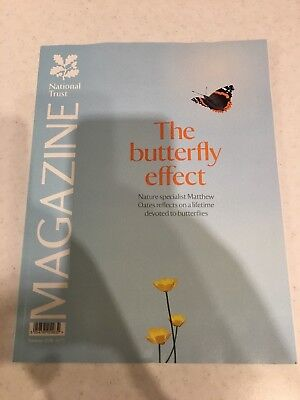 National Trust Magazine Summer 2018 The Butterfly Effect