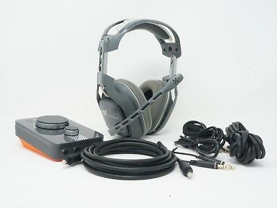 Astro A40 Wired Dolby 7.1 Surround Sound for PS3, PS4, PC and Mac DarkGREY