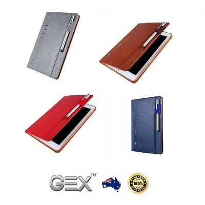 Leather Case Card Magnetic Smart Flip Cover For iPad 5th 6th Pro 2018 Mini 1234