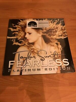 Taylor Swift Fearless 2018 Record Store Day Rsd Gold
