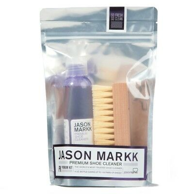 Jason Markk Premium Shoe Cleaner Kit - Tax Invoice - Powerseller