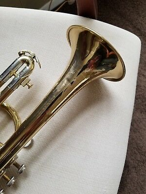 H N White Cleveland Superior Cornet - Ready to Play and Priced to Sell!