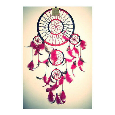 10X(5D Diy Diamond Embroidery Painting Dream catcher of Cross Stitch Full c Y6N1