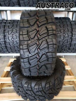 ATV UTV Quad Tyre Package 25x8-12, 25x10-12 Victory 6ply (2 front 2 rear)