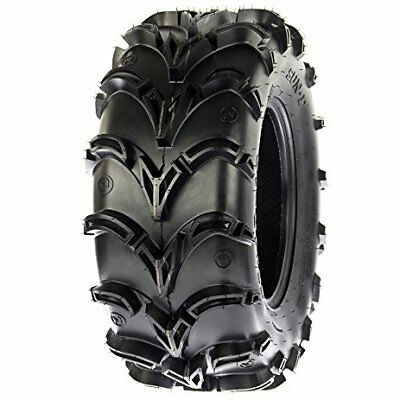 ATV UTV Quad Tyre Package 27x10-12, 27x12-12 Monster Mud 6ply (2 front 2 rear)