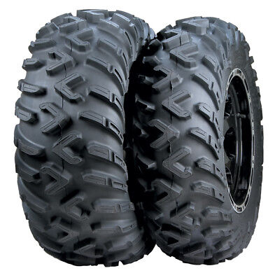 ATV Quad Tyre Package 25x8-12, 25x10-12 Terracross 6ply Radial (2 front 2 rear)