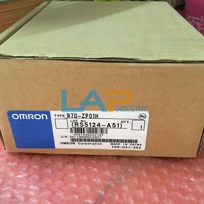 NEW IN BOX For Omron Servo Motor R7D-ZP01H R7DZP01H