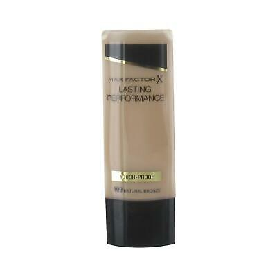 Max Factor Lasting Performance Foundation 35ml - Natural Bronze #109 - New