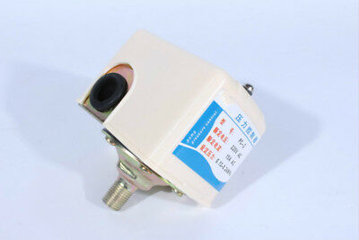 220V Water Pump Pressure Control Switch Adjustable Double Spring Pole 17-34psi