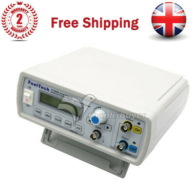 24MHz Dual-channel Arbitrary Waveform DDS Function Signal Generator FY3200S UK