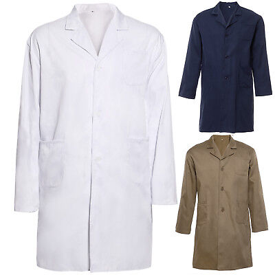 Lab Coat Laboratory Coat Warehouse Coat Doctor's Coat Technician Uniform