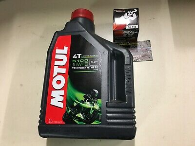 Honda Crf 450 X  Service Kit  Motul 5100 Oil 2L K&n Filter 116