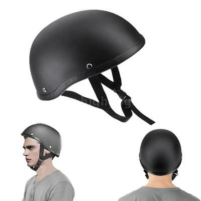 Motorcycle Half Open Face Helmet Protection Shell Scooter Helmet Universal Y2G8