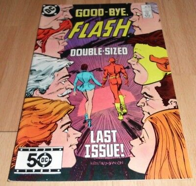Flash (1959 1st Series DC) #350...Published Oct 1985 by DC