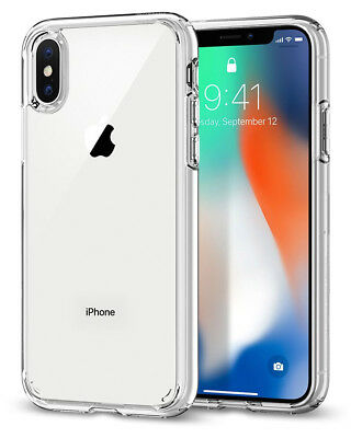 iPhone X Ultra Hybrid Case Crystal Clear phone case cover