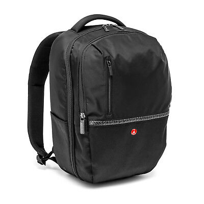 Manfrotto MB MA-BP-GPL Advanced Gear Back Pack, Black - Large