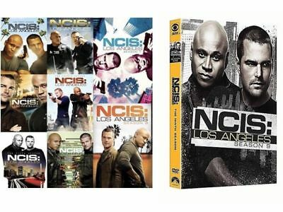 NCIS Los Angeles Season 1-9 Box Set Complete LA Series 1 2 3 4 5 6 7 8 9 NEW DVD
