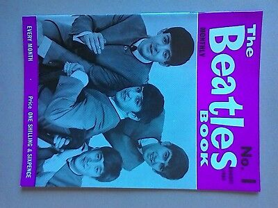 BEATLES BOOK MONTHLY No 77 Final Issue December 1969 (Second Print)