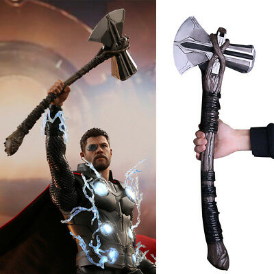 Thor Stormbreaker Axe Avengers Infinity War Cosplay weapon Party prop accessory