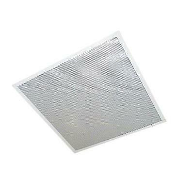 Valcom V-9028 Lay-In Ceiling Speaker W/ Backbox 2X2