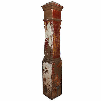Large Antique Newel Post, Early 1900s, NNP179