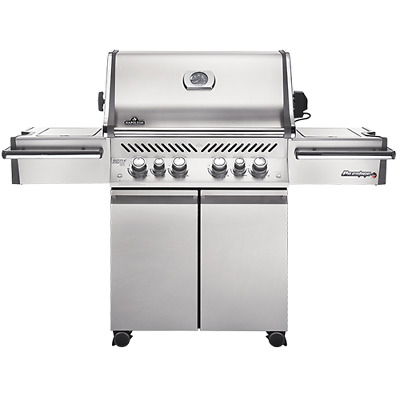 Napoleon Prestige PRO 500 with Infrared Rear and Side Burners BBQ Grill
