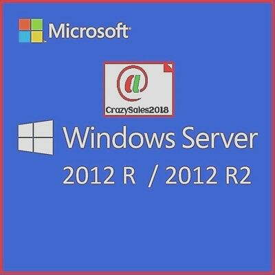 Windows Server 2012 | 2012 R2 RDS Remote Desktop Services 20 USER CAL LICENSE+@