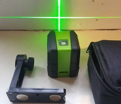 Green Beam Cross Line Laser Level Surveying
