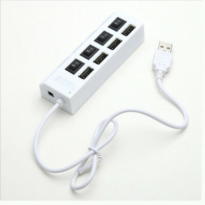 Switch Row Plug Exquisite USB 2 Colours Line Interface Independent