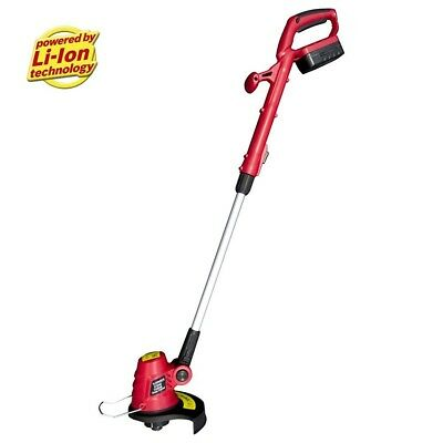 Lithium-ion Electric Strimmer Garden Tool Lawn Cordless Battery Powered 18 Volts