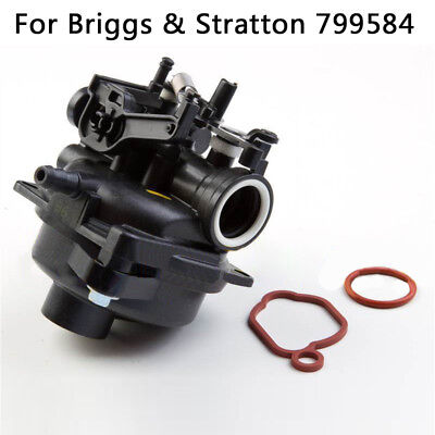 Carburetor Carb with Gaskets for Briggs & Stratton 799584 Parts & Accessories