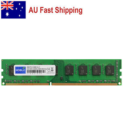 AU 8GB 16GB PC3-12800 DDR3-1600Mhz 240Pin UDIMM Desktop For AMD CPU Motherboard